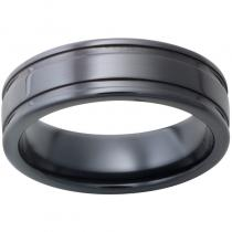 Black Diamond Ceramic™  Rounded Edge Band